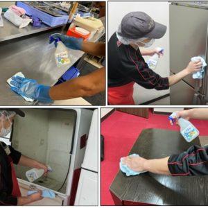 フードデリバリー業界のコロナウイルス対策・衛生管理「ZENON /SDGs レポート(1)」